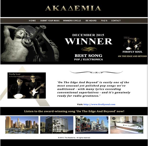The Akademia Music 600 by 600